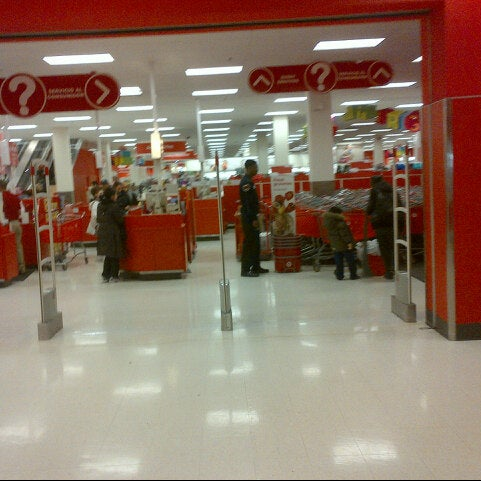 Photo taken at Target by Cesar, Jr. C. on 12/13/2012