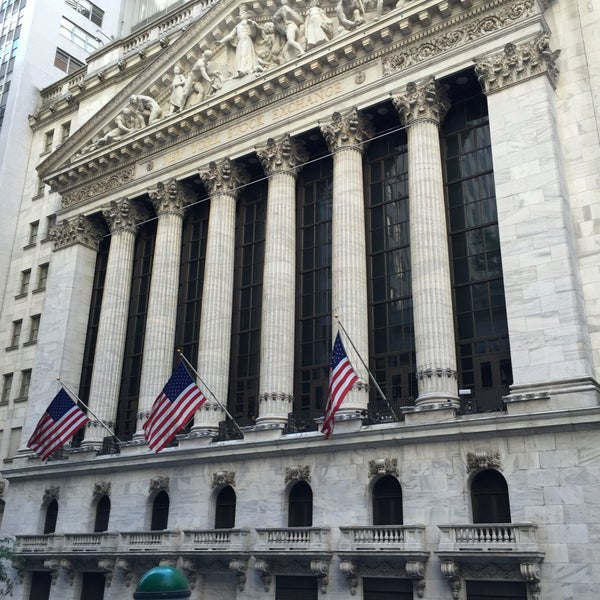 Photo taken at NYSE Euronext by Tto S. on 6/17/2016