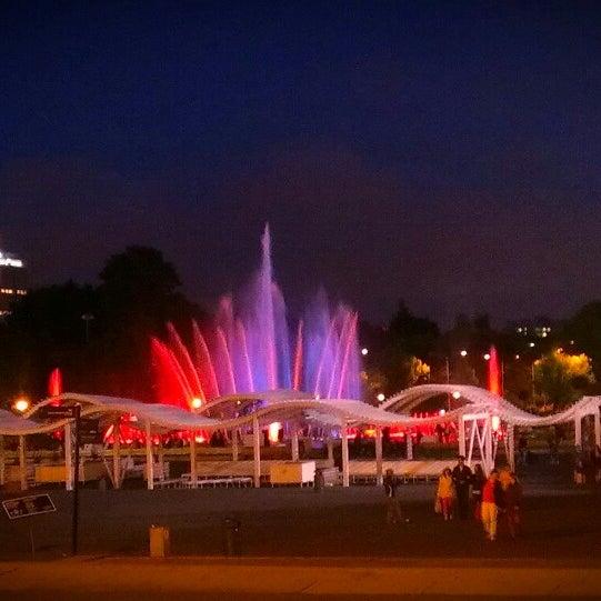 Foto scattata a Gorky Park da Юлия Ш. il 7/28/2013