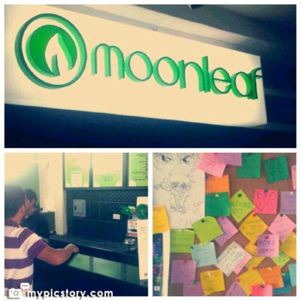 Photo taken at Moonleaf Tea Shop by Aj T. on 10/5/2012