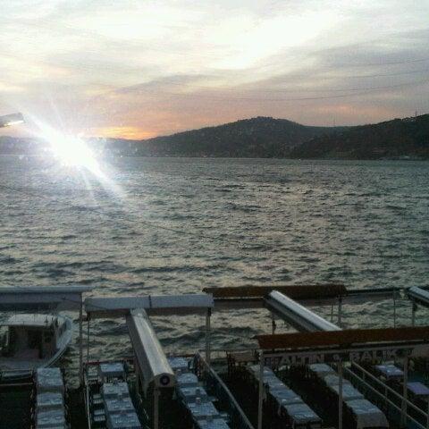 2/3/2013 tarihinde Eda C.ziyaretçi tarafından Çapari Restaurant'de çekilen fotoğraf