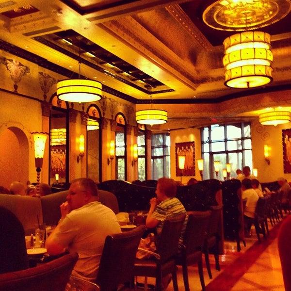 Grand Lux Cafe Breakfast Buffet