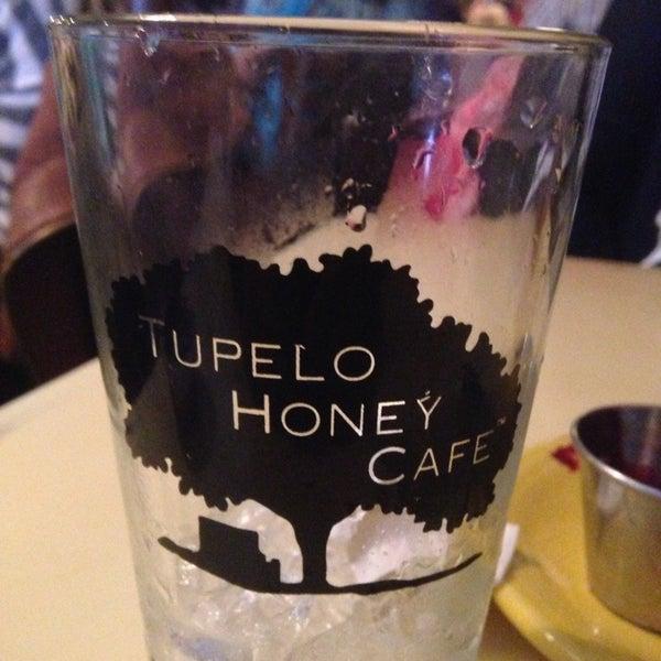 Photo taken at Tupelo Honey by Danny B. on 3/2/2014