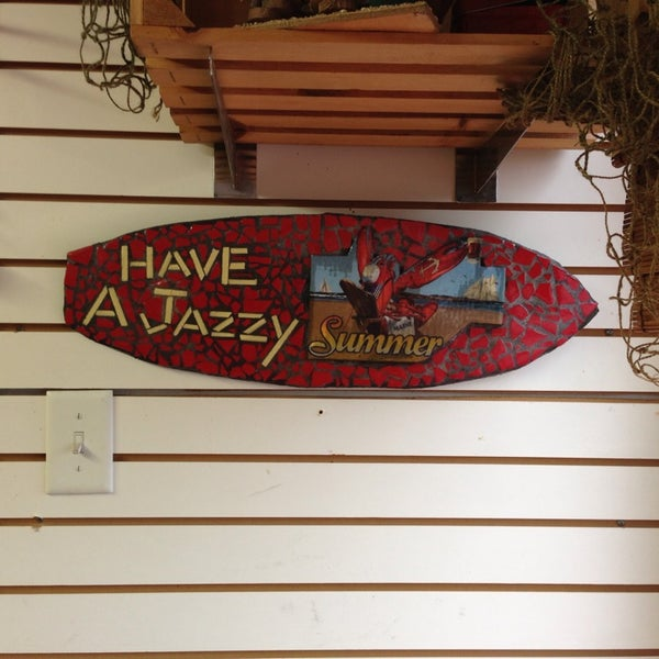 Photo taken at Jazzy's Mainely Lobster by William S. on 6/5/2013