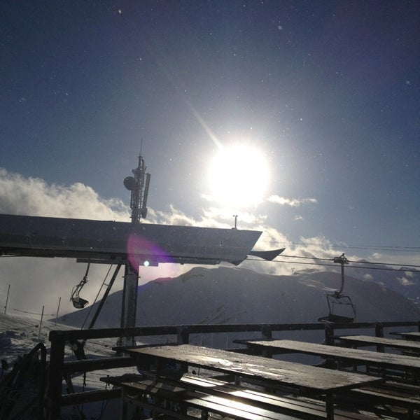 Photo taken at Piz Mundaun by Matthias M. on 2/3/2013