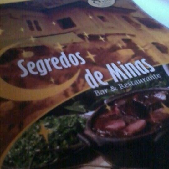 Foto tirada no(a) Segredos de Minas por Luisa F. em 11/25/2012