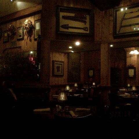 Foto tomada en Taste of Texas por Carlos Felipe S. el 11/1/2012