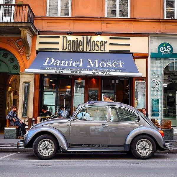 Das Foto wurde bei Café Daniel Moser von @phreak20 am 5/2/2014 aufgenommen