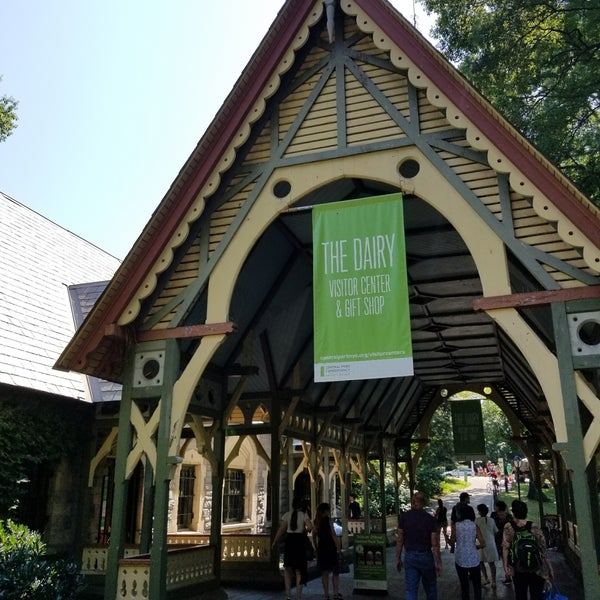Central Park Dairy & Gift Shop