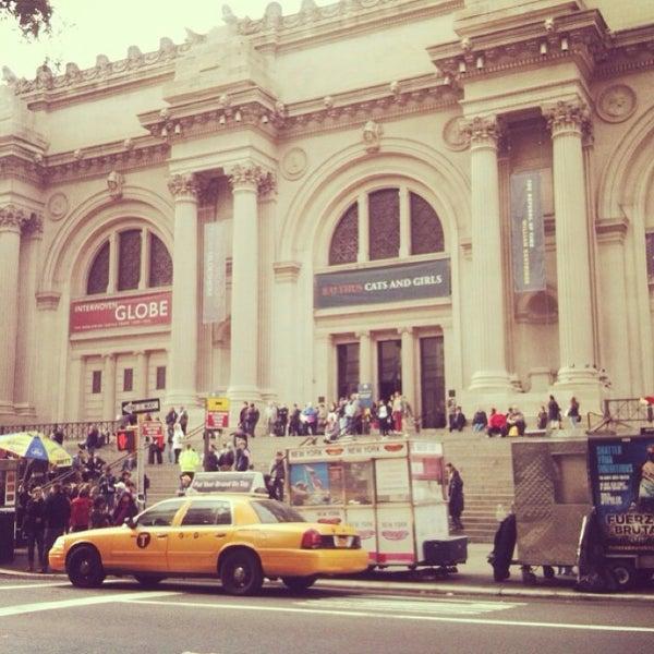 Photo taken at Metropolitan Museum of Art by Doruk C. on 11/4/2013