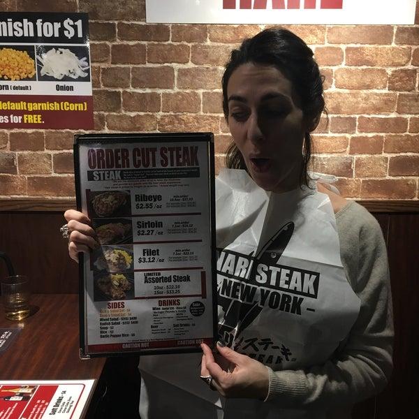 Photo prise au Ikinari Steak par jeffrey a. le11/29/2017