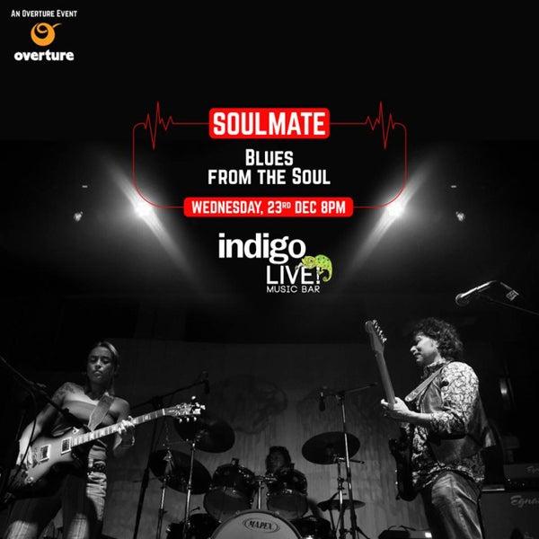 Photo taken at Indigo Live - Music Bar by Arpan P. on 12/19/2015