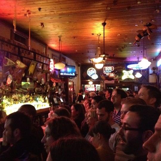 Photo taken at Manuel's Tavern by Travis T. on 10/4/2012
