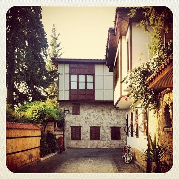 Photo taken at Bademaltı by Fatih O. on 9/19/2012