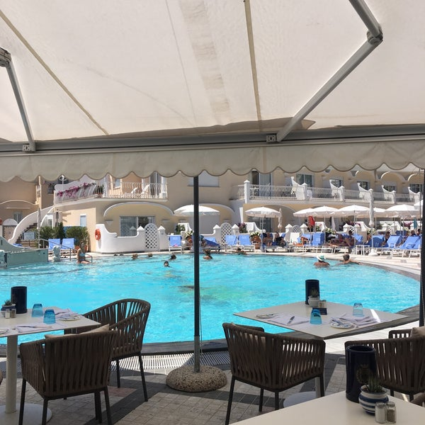 Photo taken at Quisisana Grand Hotel by Adrijana H. on 7/16/2017
