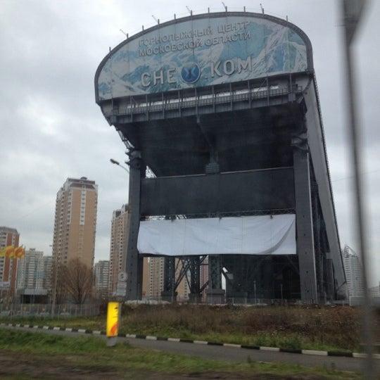 Foto scattata a Снеж.ком da Ella K. il 11/4/2012