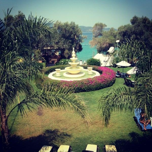 6/27/2013 tarihinde Osman H.ziyaretçi tarafından Rixos Premium Bodrum'de çekilen fotoğraf