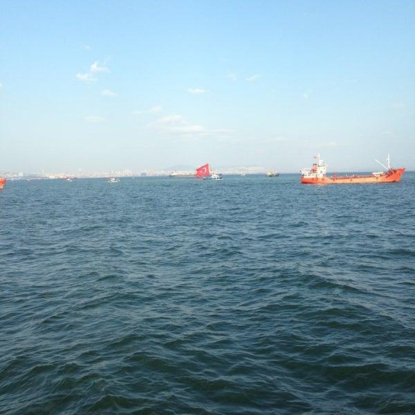 7/12/2013 tarihinde Osman H.ziyaretçi tarafından Ataköy Marina'de çekilen fotoğraf