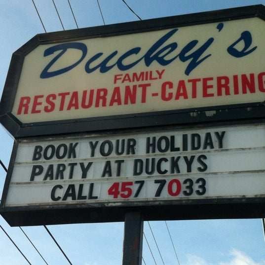 Ducky s family restaurant now closed kokomo in