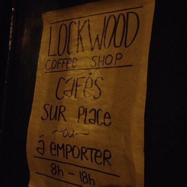 Photo taken at Lockwood by Yin-Ho C. on 1/29/2014