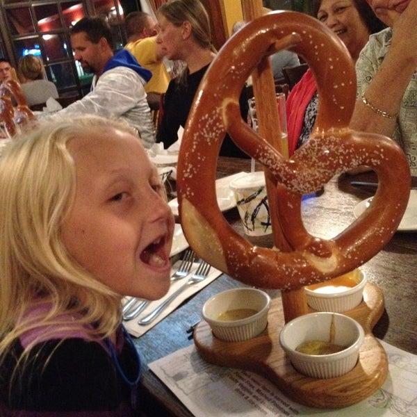 Photo taken at Black Forest Brew Haus by Gene K. on 9/13/2014