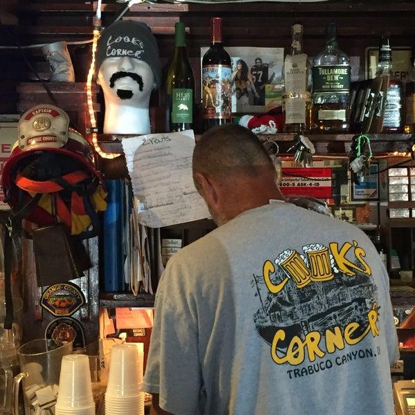 Photo taken at Cook's Corner by Scott K. on 7/12/2016