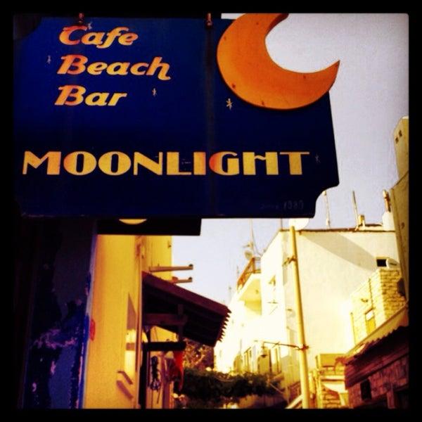 5/2/2013 tarihinde Hüseyin P.ziyaretçi tarafından Moonlight Cafe Bar'de çekilen fotoğraf