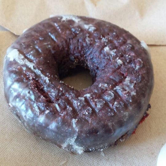 Photo taken at Peter Pan Donut & Pastry Shop by Olivia S. on 7/5/2013