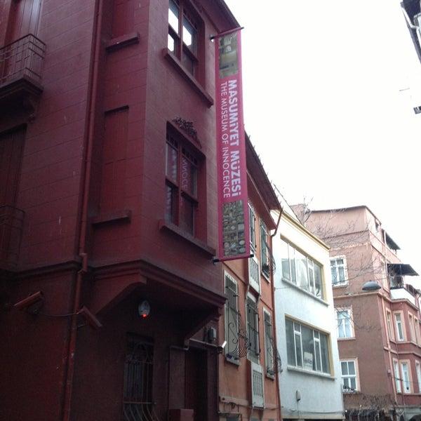 3/23/2013 tarihinde Ertan D.ziyaretçi tarafından Masumiyet Müzesi'de çekilen fotoğraf