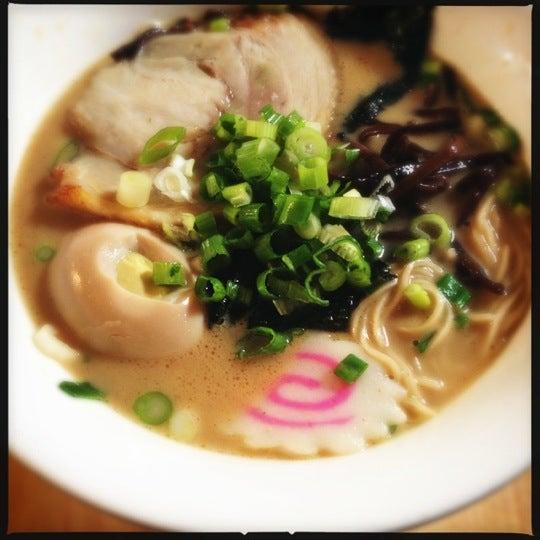 Photo taken at Samurai Noodle by Czara J. on 10/25/2012