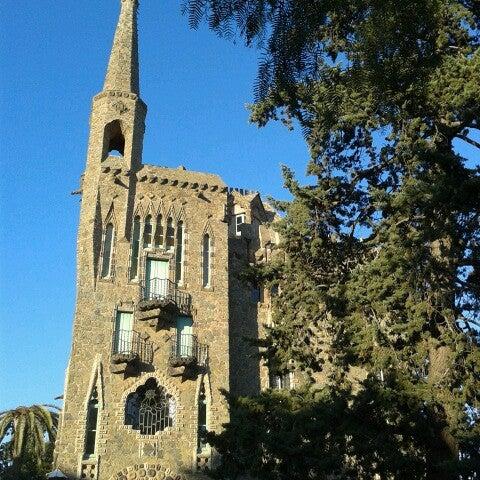 Foto tomada en Torre Bellesguard por Florencia el 7/31/2014