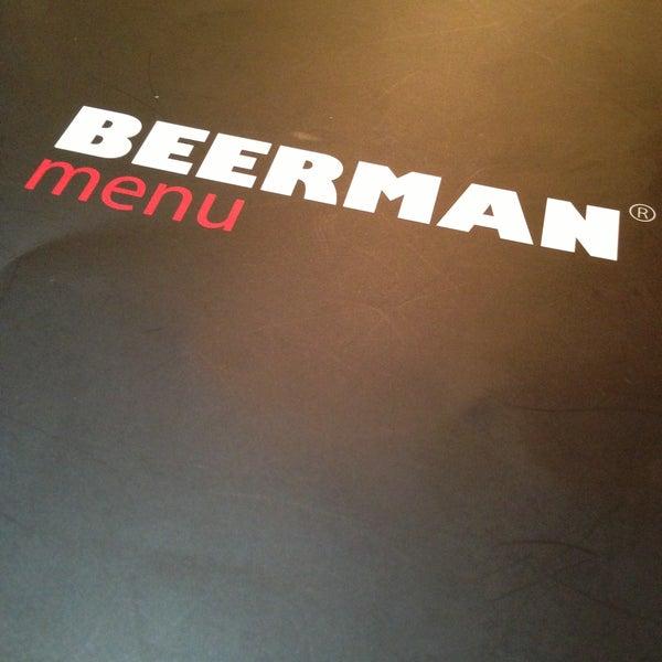 Снимок сделан в Beerman & Grill пользователем Mixa R. 4/12/2013