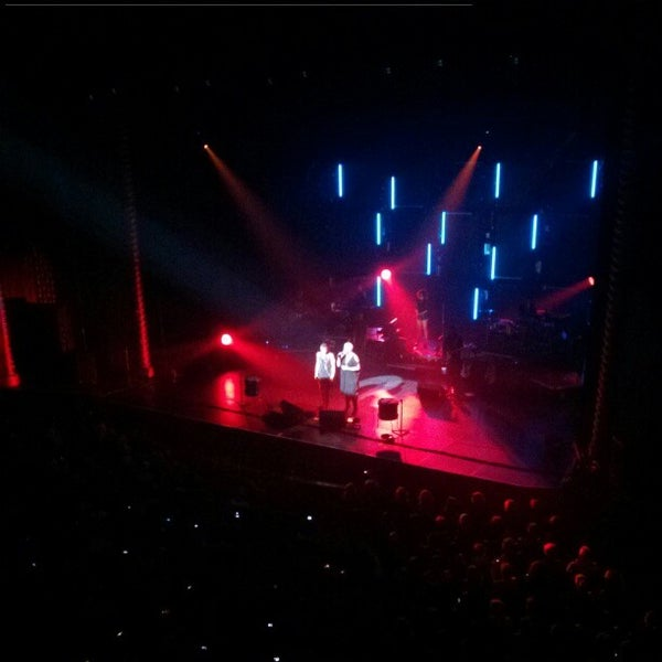 Photo taken at Palais Theatre by Steph H. on 4/6/2013