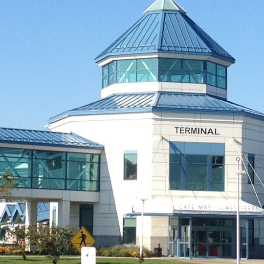 Photo taken at Cape May-Lewes Ferry | Cape May Terminal by Leslie R. on 9/30/2012