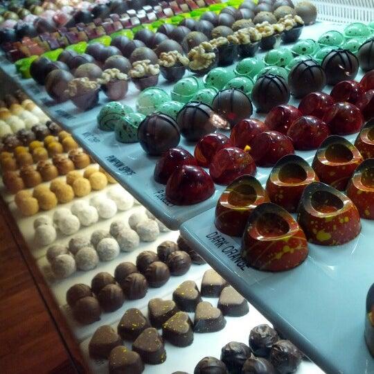 All Chocolate Kitchen Geneva Menu
