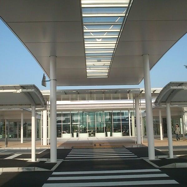 3/23/2013にKeishiが岩国錦帯橋空港 / 岩国飛行場 (IWK)で撮った写真