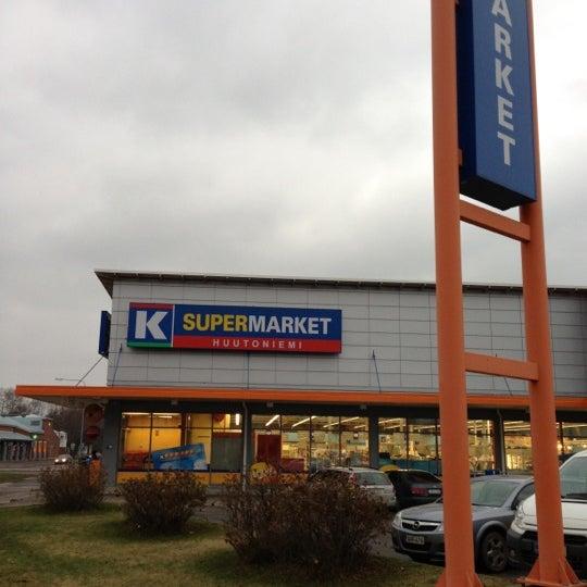 K-Supermarket Itäpoiju