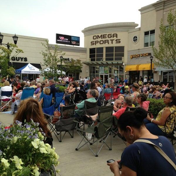 Photo taken at North Hills Shopping Center by Elsa V. on 5/16/2013
