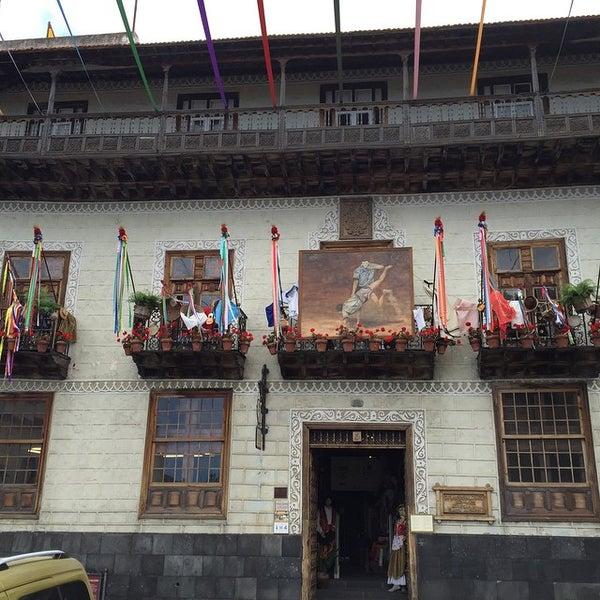 Foto tomada en La Casa De Los Balcones por sanchesofficial el 6/12/2015