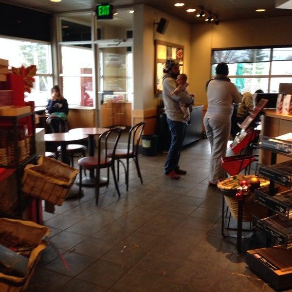 Photo taken at Starbucks by Michael V. on 12/20/2013