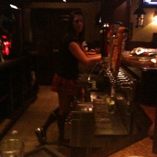 Photo taken at The Lion & Rose British Restaurant & Pub by Brian Ó. on 6/17/2011