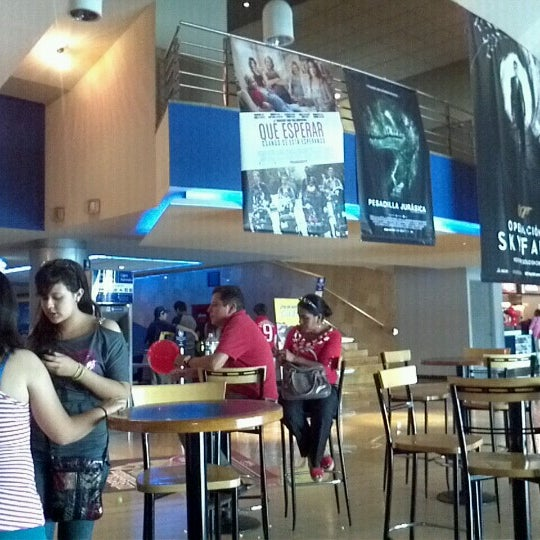 Photo taken at Cinépolis by Packo A. on 10/14/2012