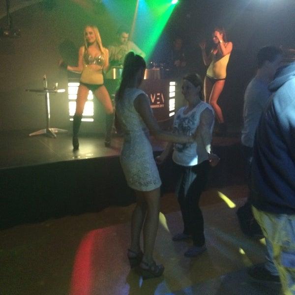 Photo taken at Music Bar Phenomen by Miroslav H. on 5/24/2014