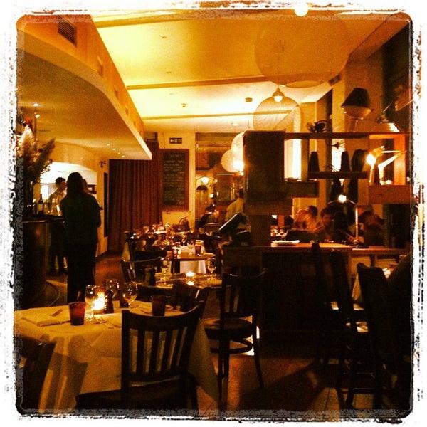 Photo taken at Bistrot Bruno Loubet by Craig C. on 11/2/2012