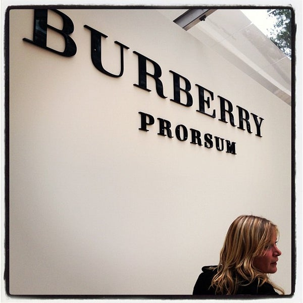 Photo taken at Burberry by Craig C. on 9/17/2012