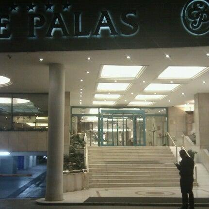 11/11/2012 tarihinde Jasmín K.ziyaretçi tarafından Ege Palas Business Hotel'de çekilen fotoğraf