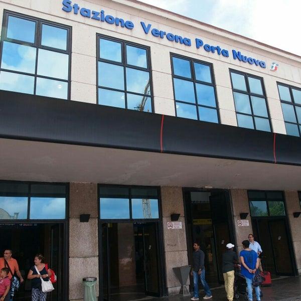 Stazione verona porta nuova borgo milano 121 tips - Mezzi pubblici verona porta nuova ...