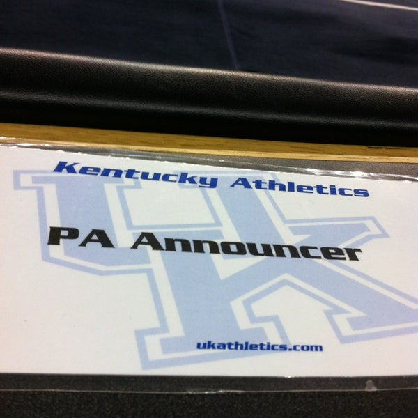 Photo taken at Memorial Coliseum by Christian S. on 2/8/2013