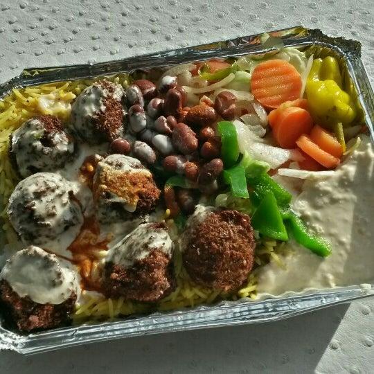 District Falafel Food Truck