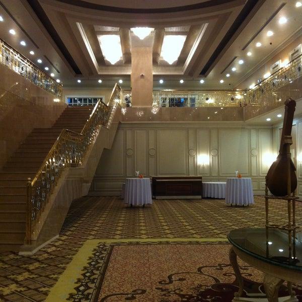 4/25/2013 tarihinde Gennadiy S.ziyaretçi tarafından Rixos President Astana'de çekilen fotoğraf